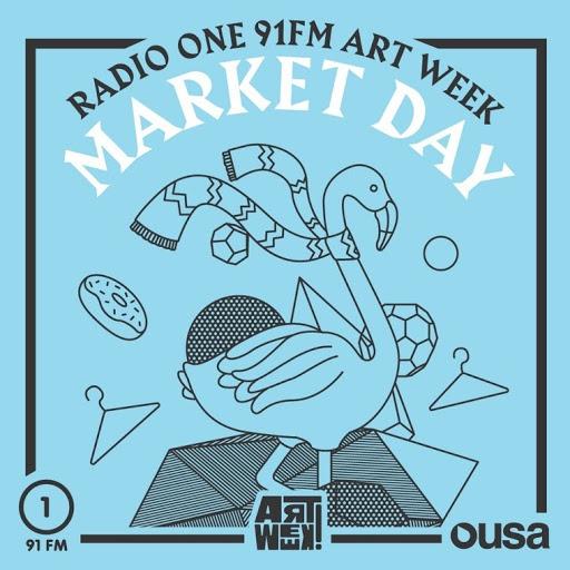Art Week Market Day.