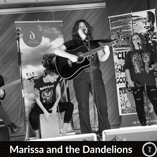 Marissa and the Dandelions.
