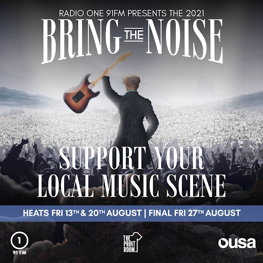 Bring The Noise.