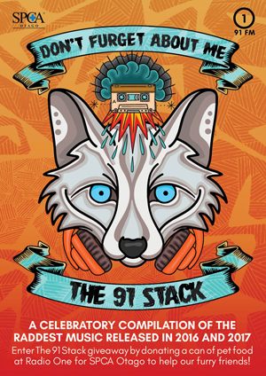 The 91 Stack.