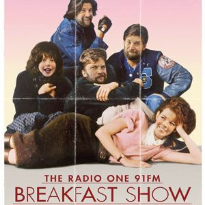Radio One Breakfast.