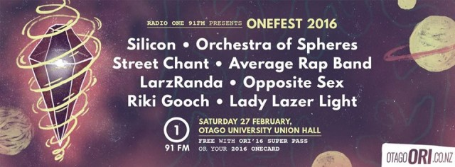 Radio One presents ONEFEST 2016